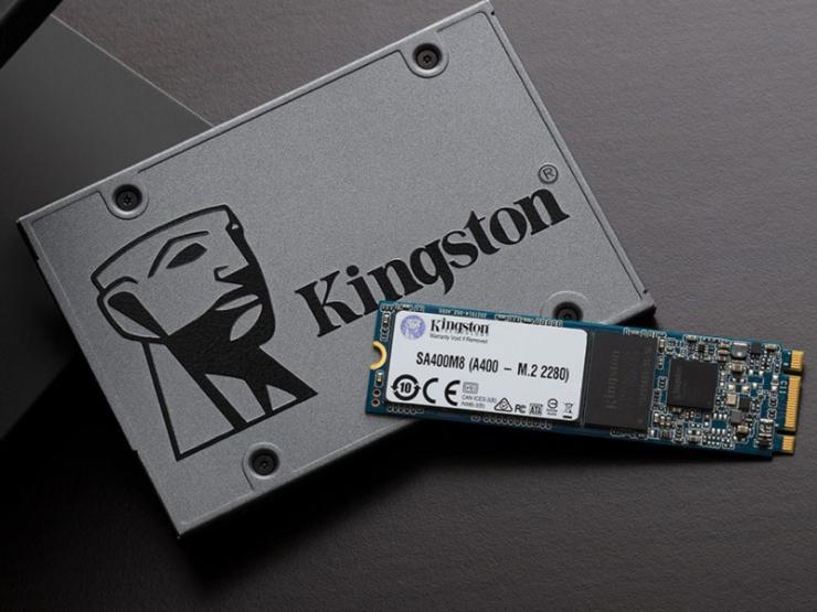 Best SSD SATA Kingston A400