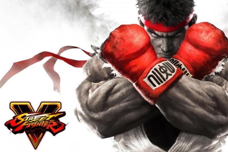 Street Fighter V image