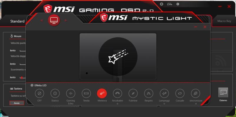 msi mag274rl gaming osd3