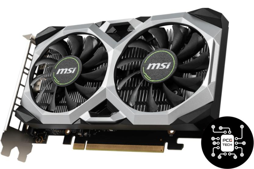 MSI GeForce GTX 1650 Ventus XS 4GB