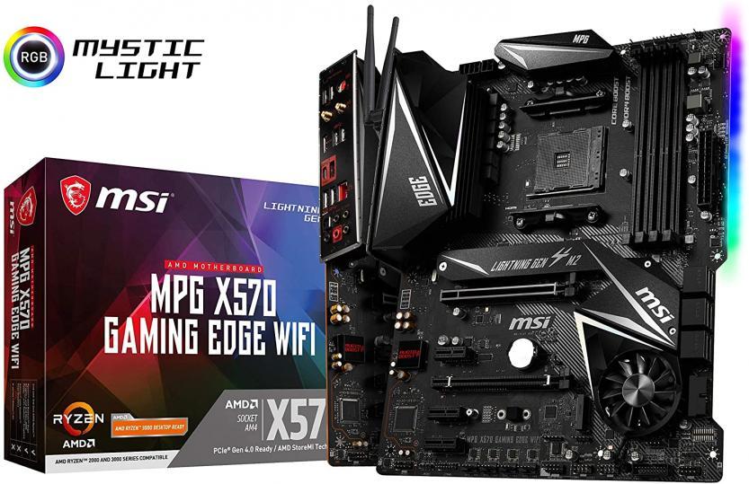 msi x570 mpg gaming edge wifi