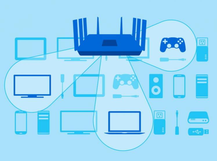 Immagine di descrizione della tecnologia mu-mimo