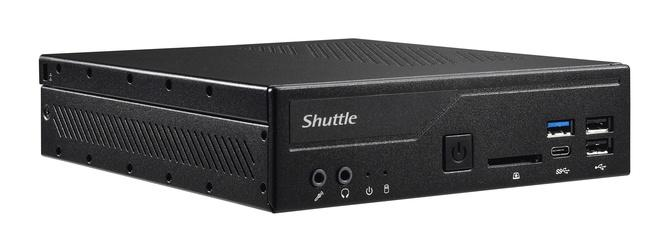new shuttle xpc dh410