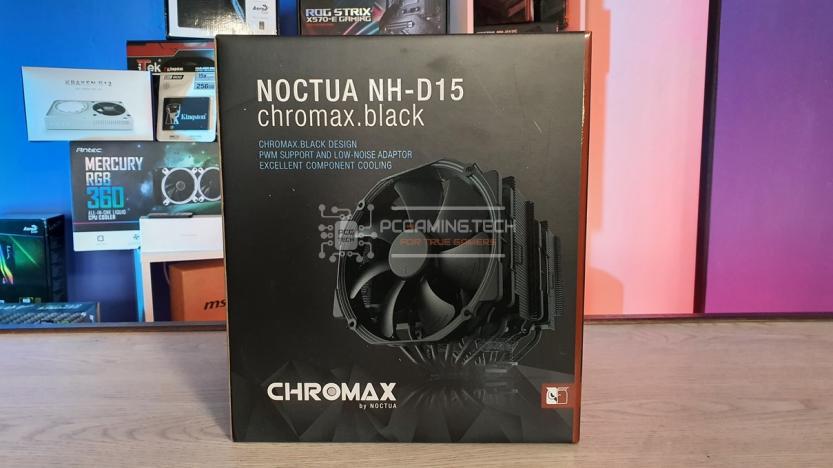 Noctua NH-D15 front box