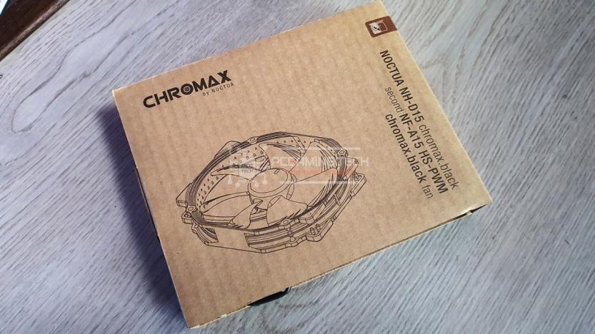 Noctua NH-D15 nf-f15 box