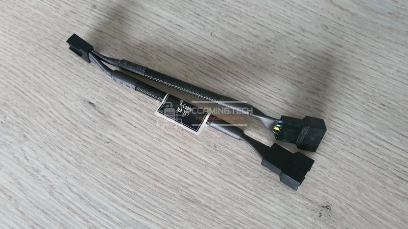 Noctua NH-D15 Y adapter
