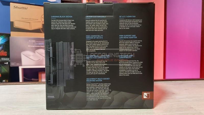noctua nh d15s chromax black recensione 003
