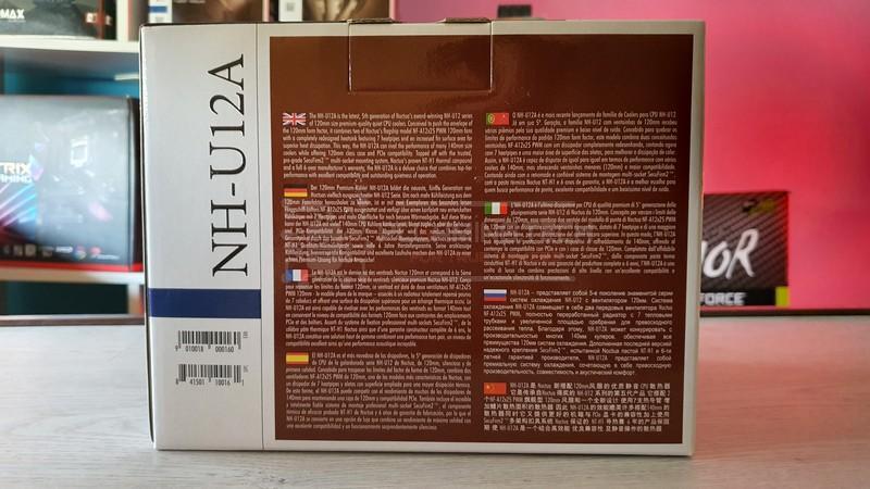 noctua nh u12a recensione003