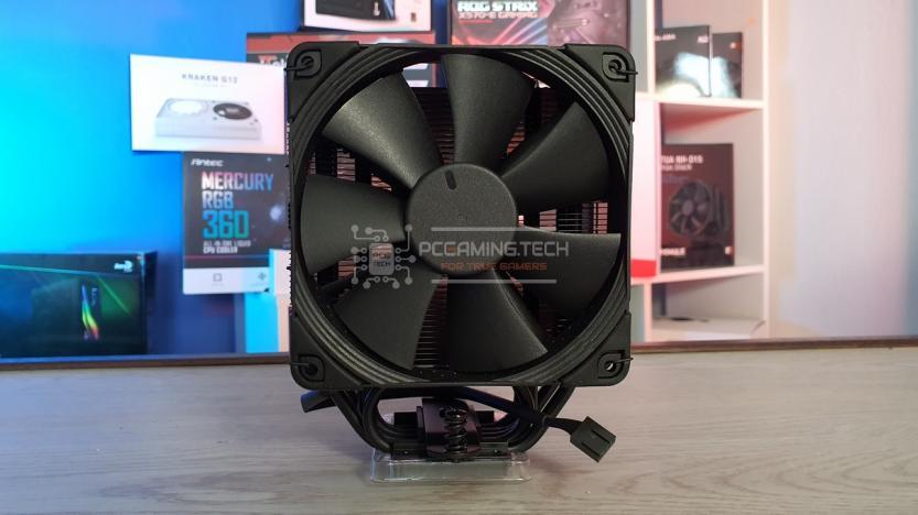 Noctua NH-U12S chromax.black fan side