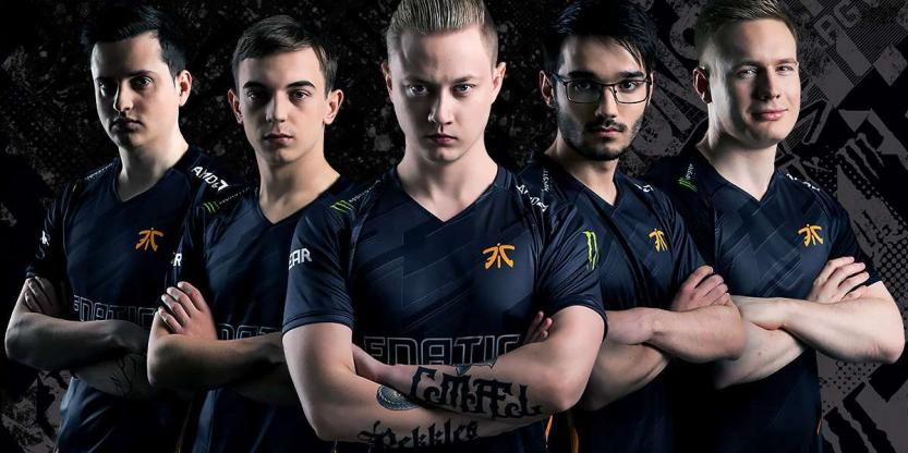 Fnatic e PCSpecialist avranno PC Gaming AMD