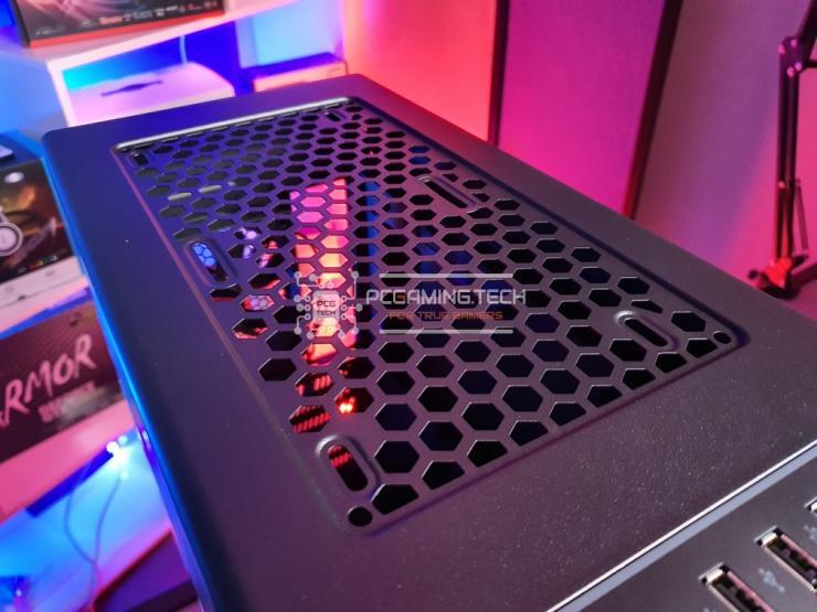 Riotoro CR400 griglia superiore di ventilazione