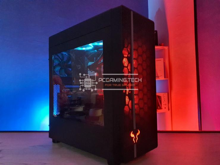 Recensione: Riotoro CR400 ATX mid-tower case da gaming economico