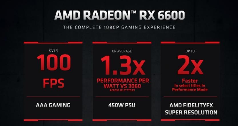 rx6600 summary