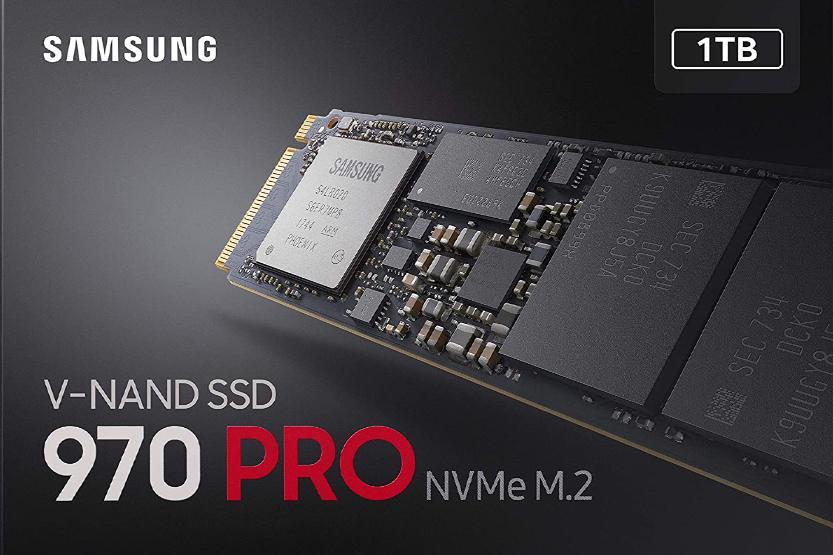 SAMSUNG SSD M.2 NVMe 970 PRO