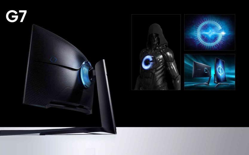 Monitor Gaming Samsung Odyssey 32