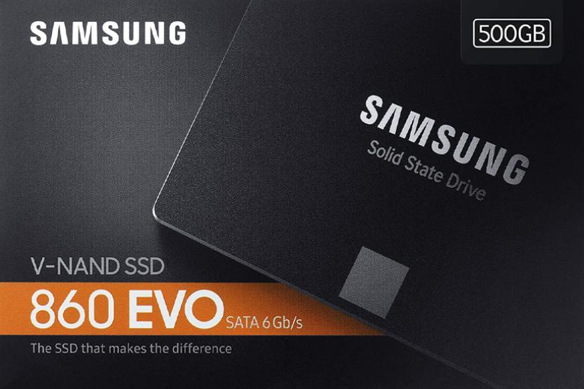 SAMSUNG SSD 2,5 860 EVO VNAND