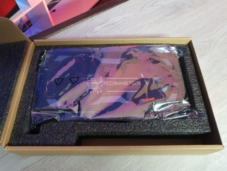 Sapphire Pulse RX 5600 XT protection box