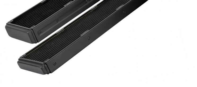 silverstone icegem 240p radiator 38 mm