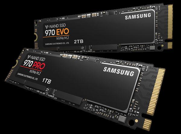 installare ssd samsung 970 pro e 970 evo su pc fisso