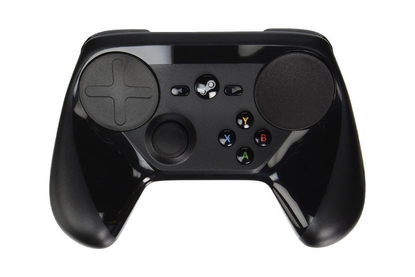 valve software wireless steam controller gamepad
