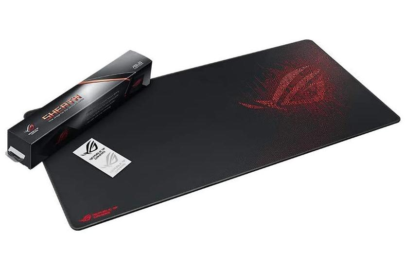 tappetino mouse gaming ASUS ROG STEATH XXL