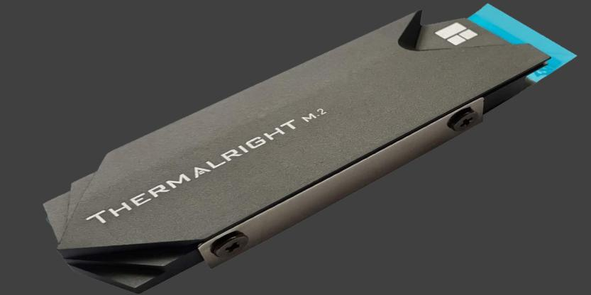 thermal shield thermalright ssd m2 nvme