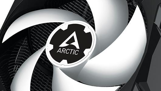nuova ventola alta pressione statica arctic freezer 7 x