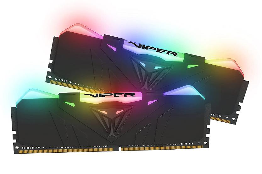 VIPER 3600MHz DDR4 16GB (8X2) XMP 2.0 RGB KIT CL 17