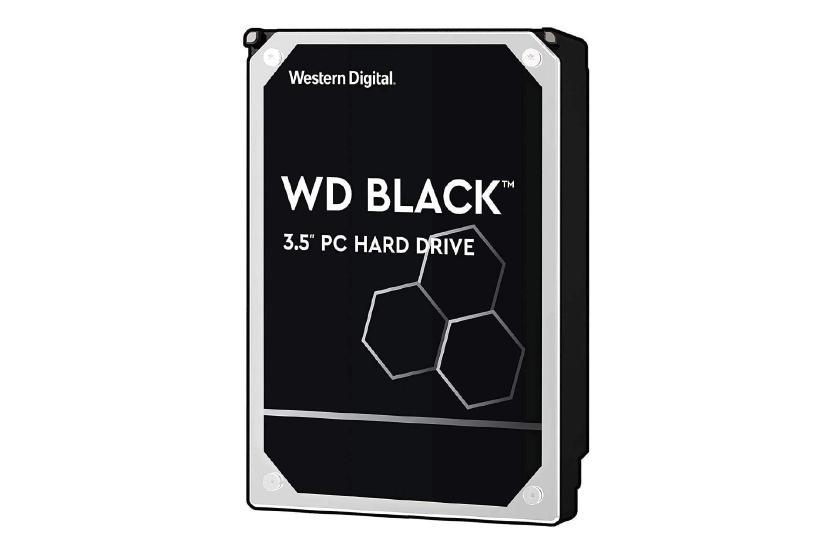 WD BLACK PERFORMANCE HDD 3,5