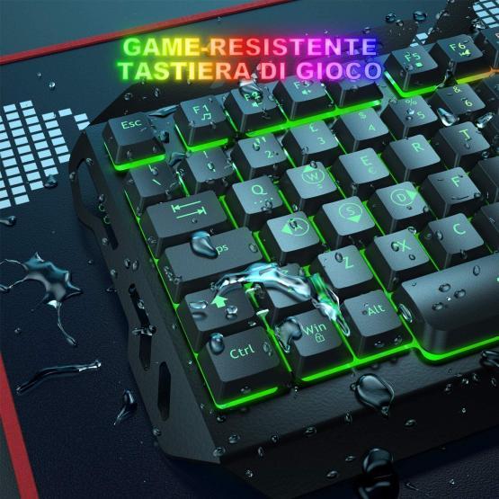 wisfox tastiera gaming