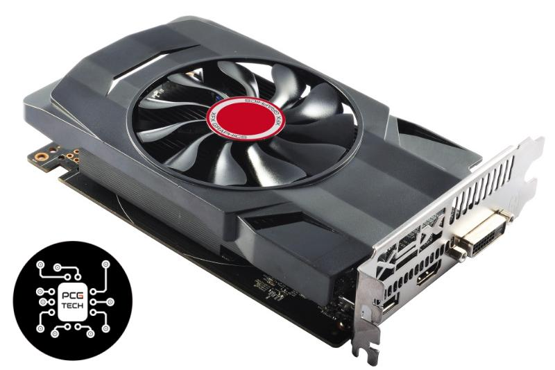 XFX AMD Radeon RX 550 2GB Core Edition ideale per giocare a Fortnite