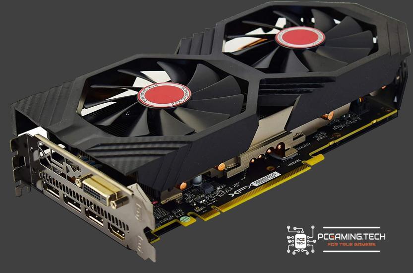 XFX AMD Radeon RX 590 Fatboy 8GB