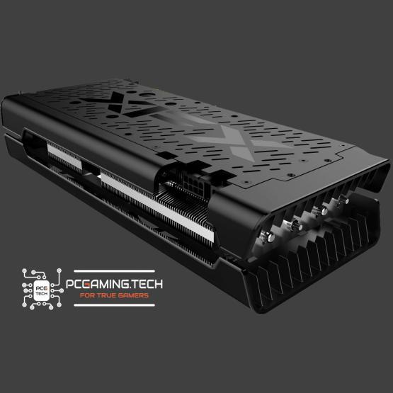 XFX RX 5700 DD ULTRA design
