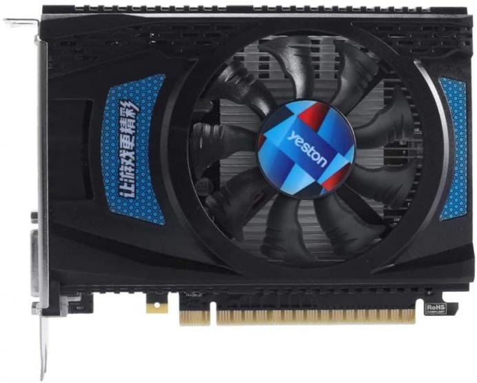 yestone amd radeon rx 550 2gb
